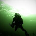 Scuba Diver Doug McBride