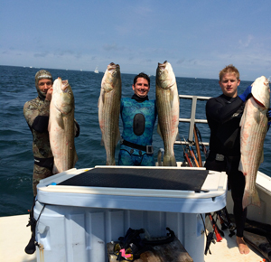 Spearfishing Long Island