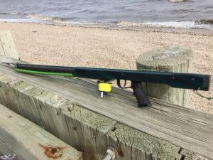 Hybrid Roller speargun